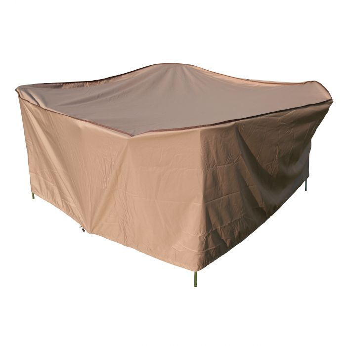 "True Shade Plus Square Patio Table Cover, 84""L x 84""W x 36""L"